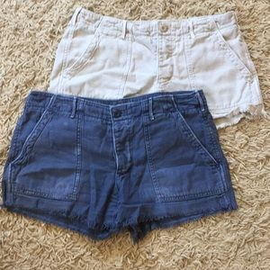 2 American Eagle Outfitter's Shorts